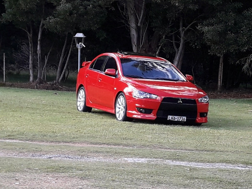 mitsubishi lancer 2.0 gt 154cv at 2008