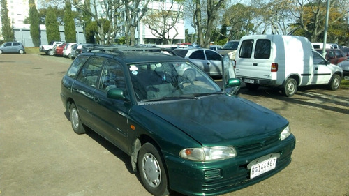 mitsubishi lancer glx station wagon 1999