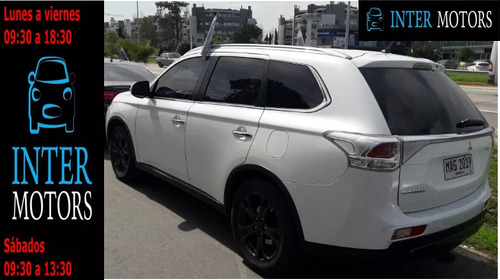 mitsubishi outlander 3.0 v6 u$s 38.500 intermotors