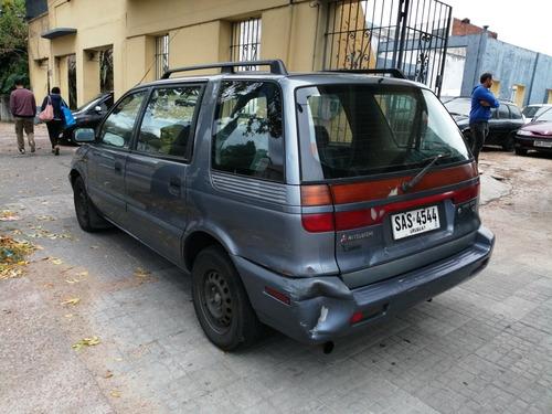 mitsubishi space wagon 1.8 glx full