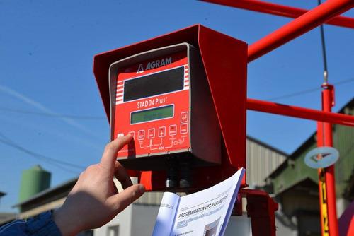 mixer vertical fimaks 12 m3 c/balanza