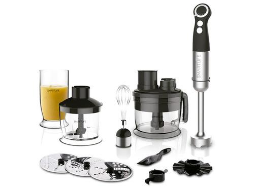 mixers mixer batidor de mano smartlife sl-sm0208fp 800w fama