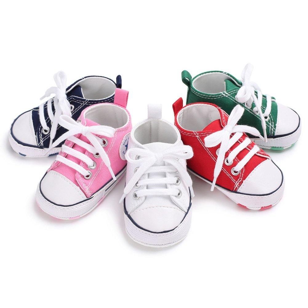 5cfc32f71 Mjun® Baby Boys Zapatillas De Lona Para Niños Pequeños Za - U S 44 ...