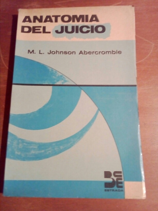M.l. Johnson Abercromble, Anatomía Del Juicio - $ 250,00 en Mercado ...