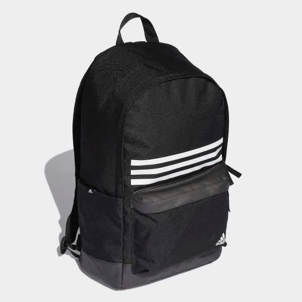 Negra Adidas Clásica Para Notebook Estudiante Ideal Mochila TOiuZwkPX