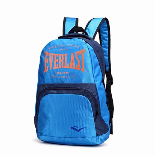 mochila bolso everlast  deportivo standar varios diseños