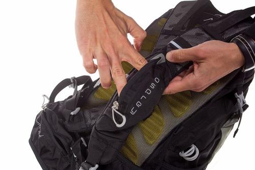 mochila ciclismo osprey escapist 25 negro