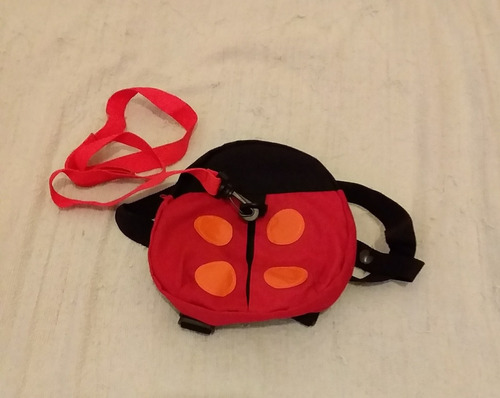 mochila de seguridad para bebé