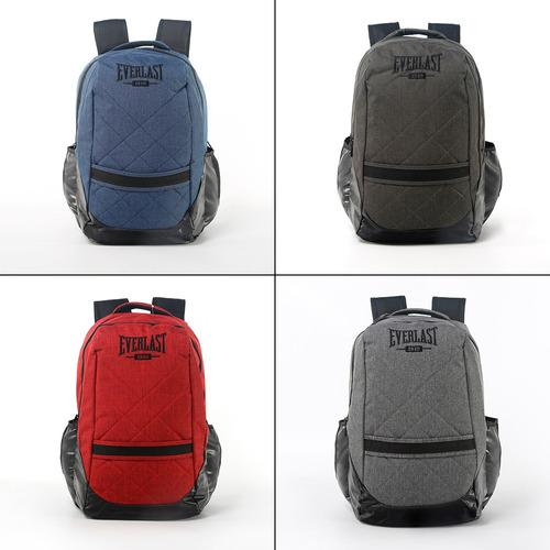 mochila everlast bolso lisa clásica standar varios diseños