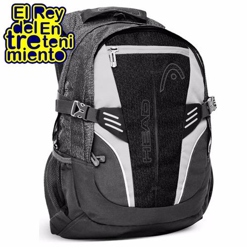 mochila head urbana escolar calidad nº1 garantía - el rey