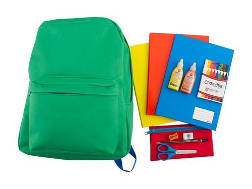 mochila kit 12 - infantozzi materiales