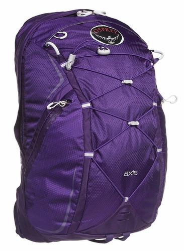 mochila osprey axis 18 violeta