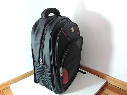 mochila porta notebook ejecutiva universidad | escool