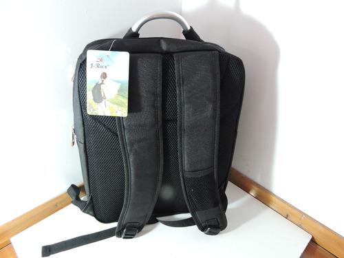 mochila porta notebook universidad oficina | escool
