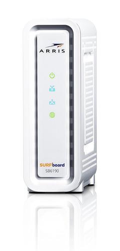 modems arris surfboard sb6190 docsis 3.0 cable modem -