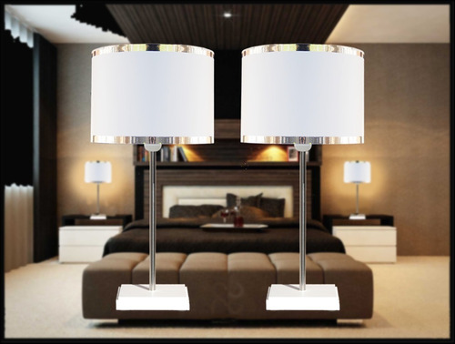 modernas lámparas de mesa