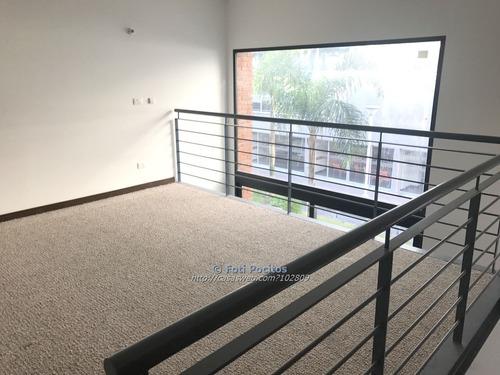 moderno duplex en diamatis plaza