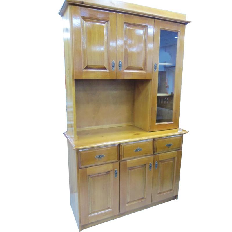 Modular Cristalero Armario Comedor Cocina - Vía Confort - $ 11.600 ...