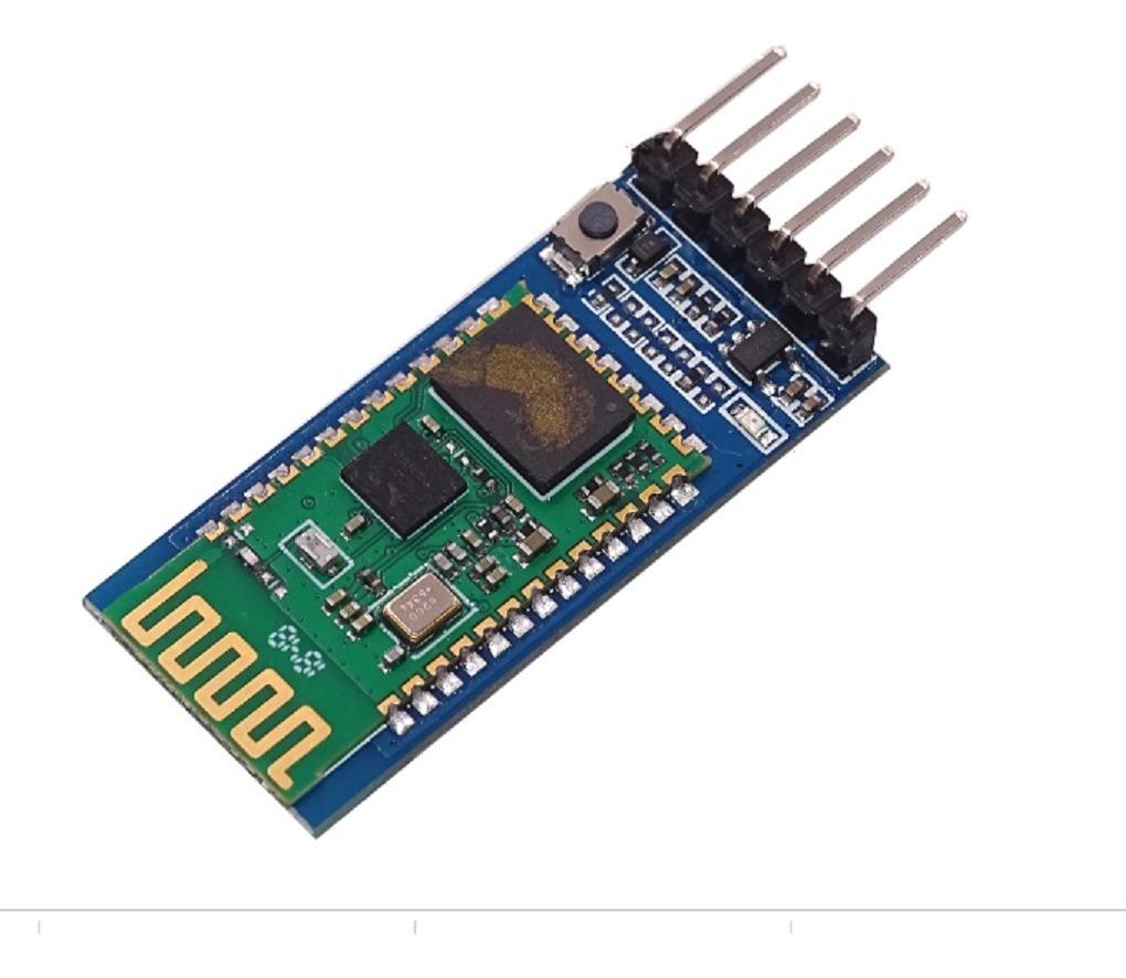 Módulo Bluetooth Arduino Hc05 Jy Mcu