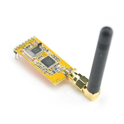 módulo rádio wireless apc220 + adaptador usb