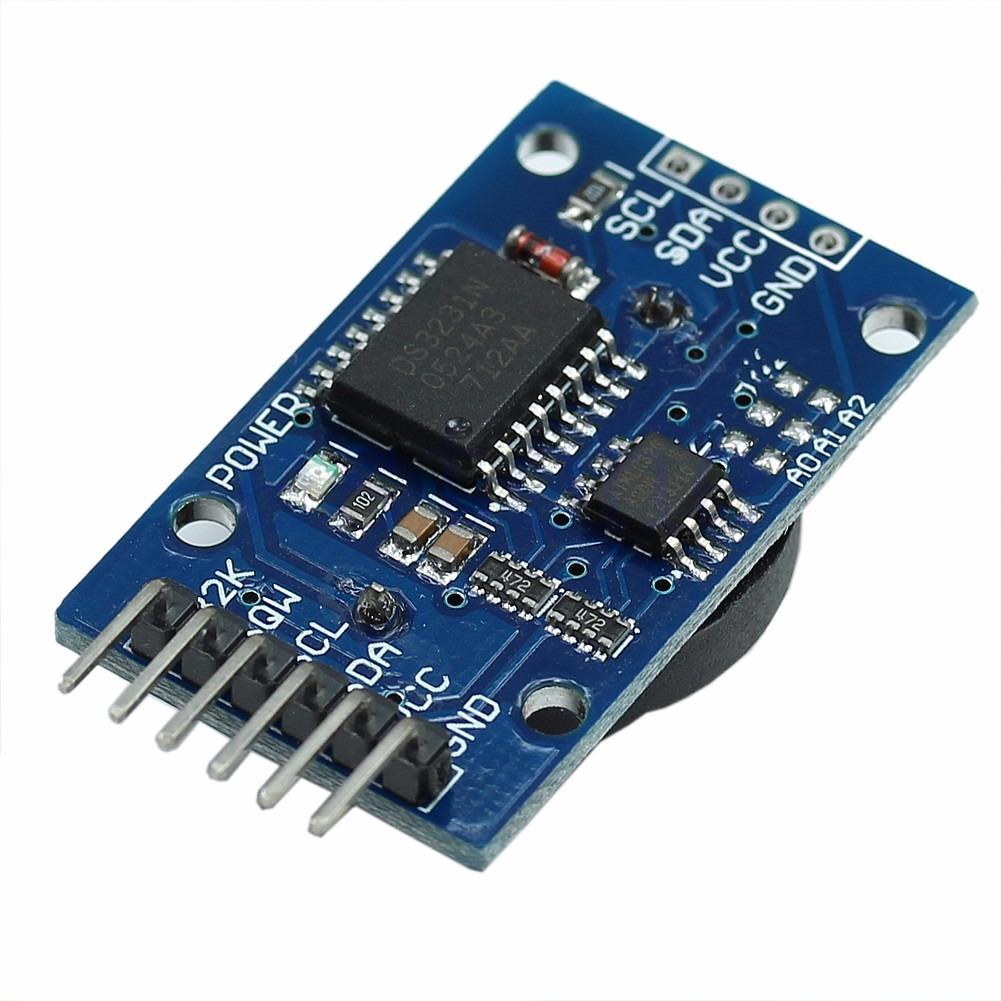 Modulo Rtc Para Arduino Pic Raspberry