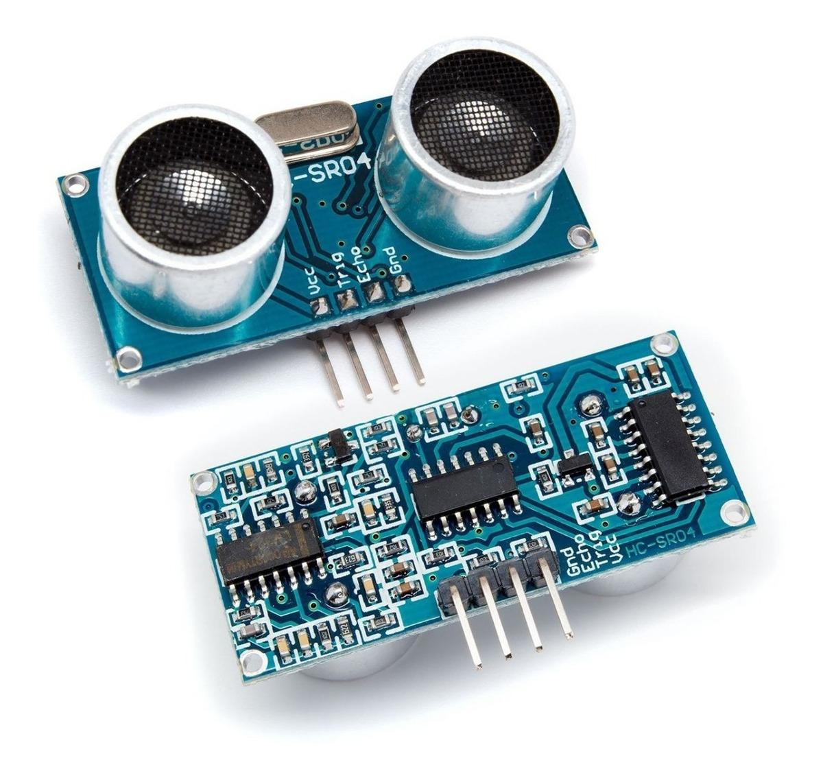 Modulo Ultrasonido Para Arduino Hc Sr04