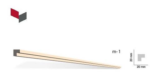 moldura interior de poliestireno extruido - m1