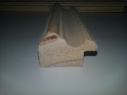 moldura para cuadro en madera nº12