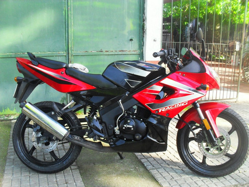 mondial  rd 200  impecable