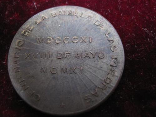 moneda conmemorativa, 1911