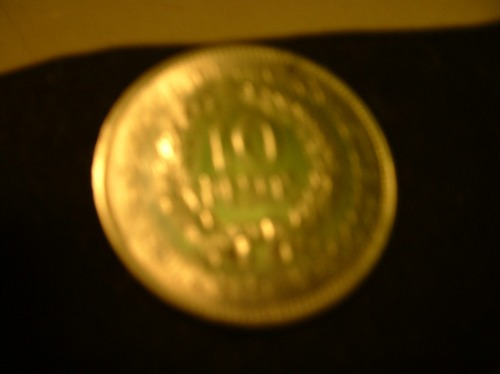 moneda el gaucho 1961 plata impecable