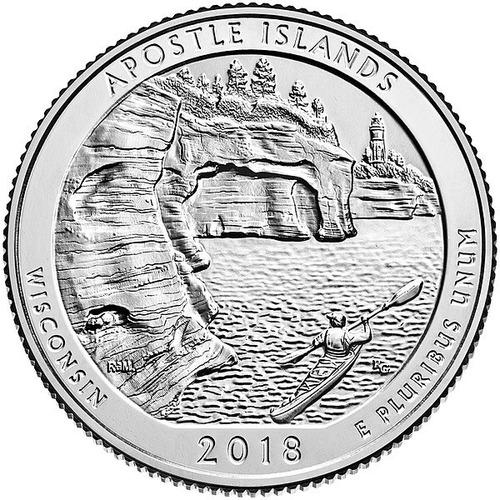 monedas eeuu quarters 25cents washington parques nacionales
