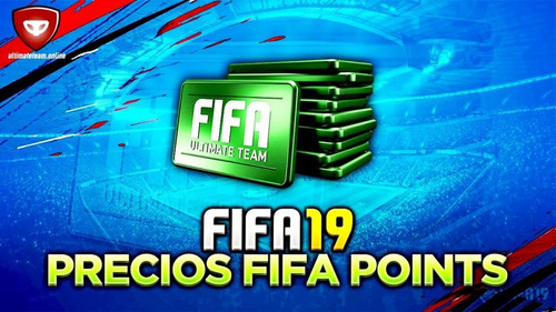 monedas fifa 19 ultimate team ps4 / xbox one / pc / ps3