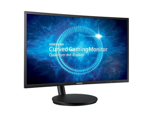 monitor curvo samsung lc27fg70 gamer 27  144hz 1080p