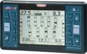 monitores de siembra arag alfa 310 y 310 s