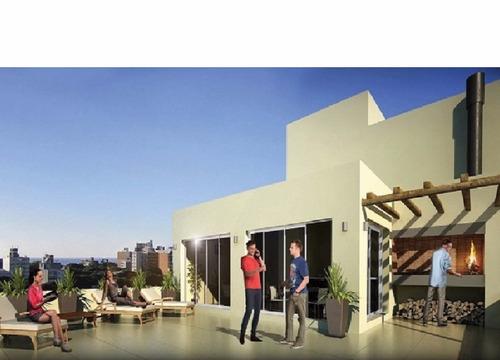 monoambiente con gran terraza