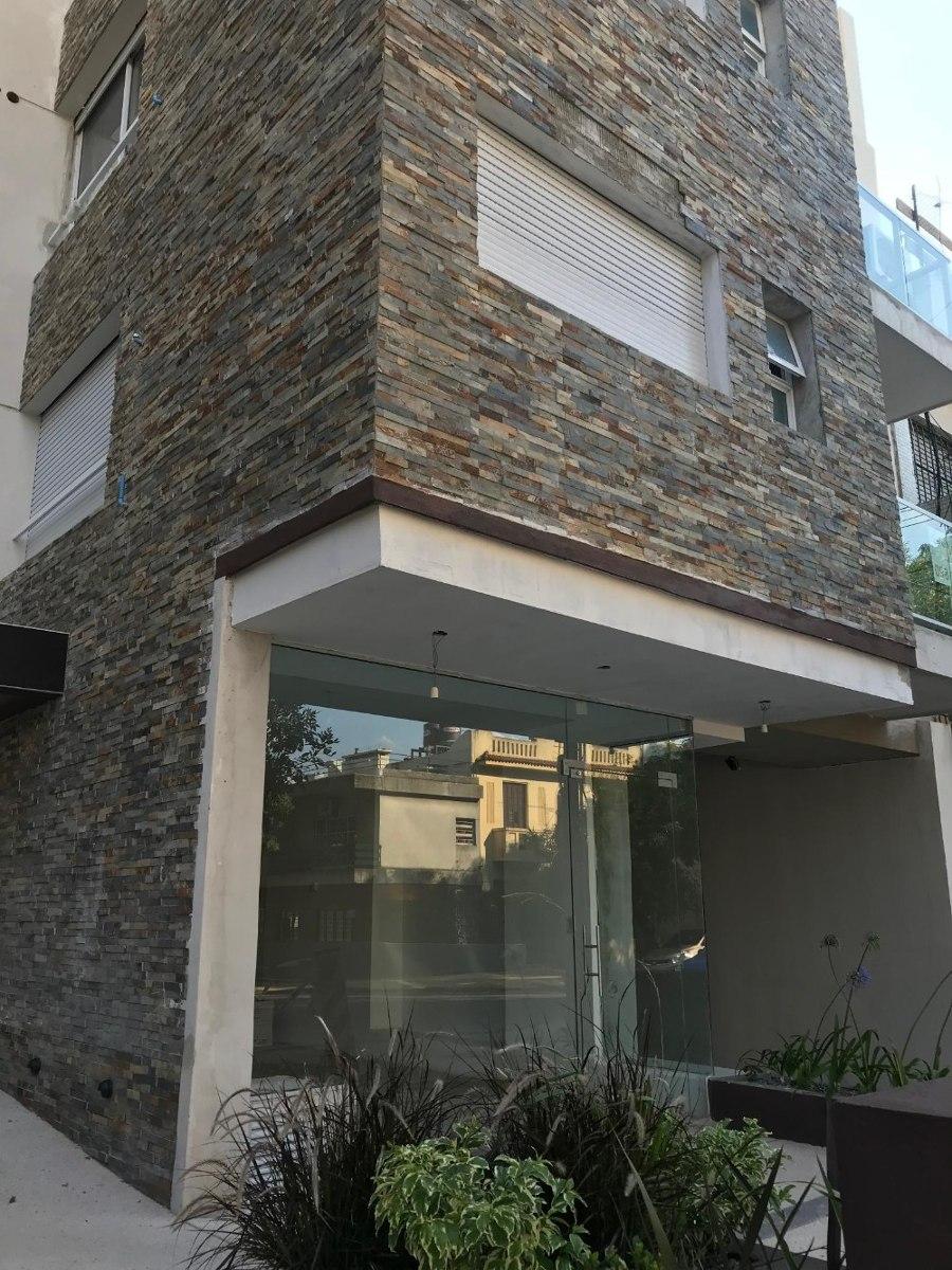 monoambiente con terraza en venta pocitos - edificio dejavu