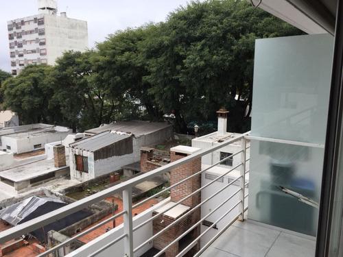 monoambiente en venta con garaje pocitos - edificio warhol