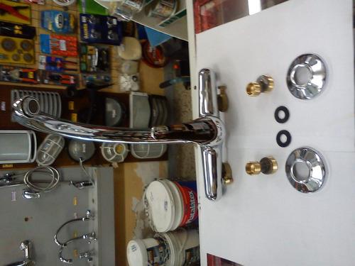 monocomando de cocina wico 40 mm completo y nuevo