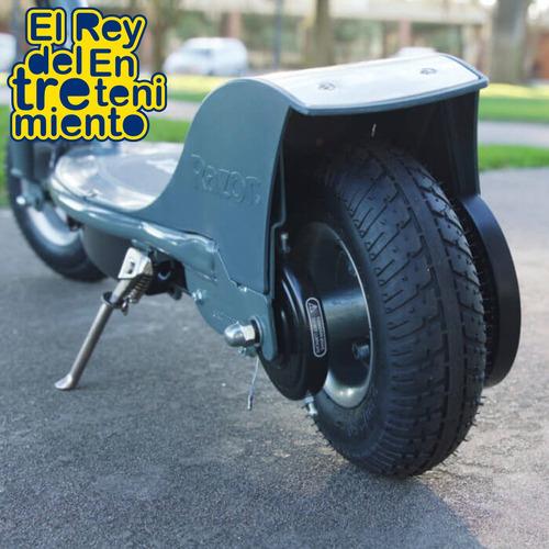 monopatin eléctrico razor e300 scooter marca n1 usa - el rey