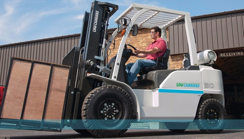 montacargas nissan by unicarriers 11000lbs  pf110