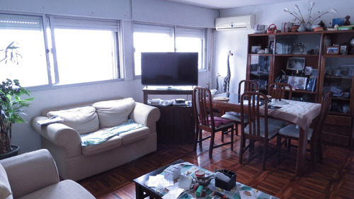 montevideo, cómodo apartamento 3 dorm. espectacular vista.