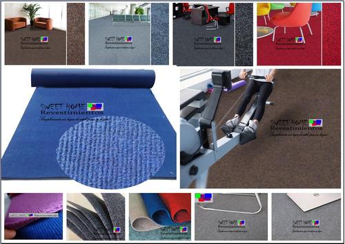 moquette marillo - colores varios