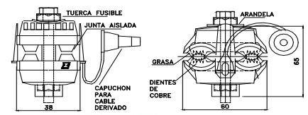 morseto - conectores herméticos para cables eléctricos