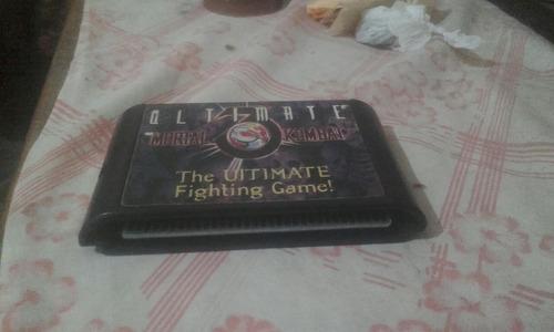 mortal combat 3 ultimate un juegaso para sega a 400