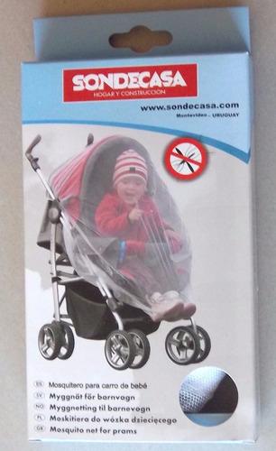 mosquitero bebé triple función 2x1 sondecasa