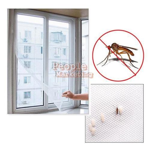 mosquitero para ventana 150 x 150 tul,hecho italia envios