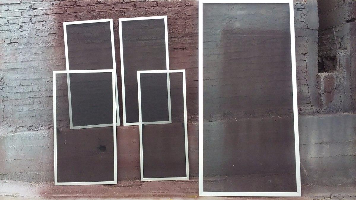 Mosquitero serie 20 puertas ventanas aluminio for Mosquiteros de aluminio