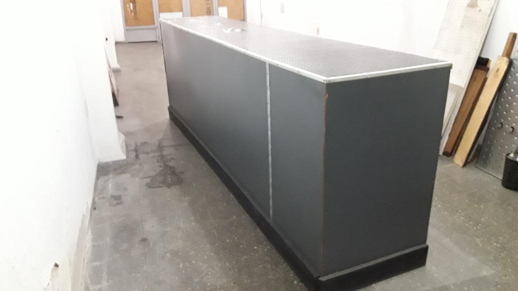 Mostrador De Oficina.Mostrador Mueble Comercial Para Local U Oficina 4 800 00 En
