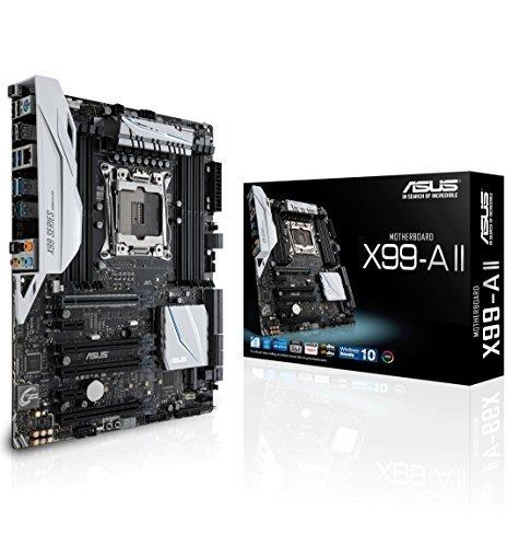 motherboard asus lga2011-v3 5-way optimization safeslot